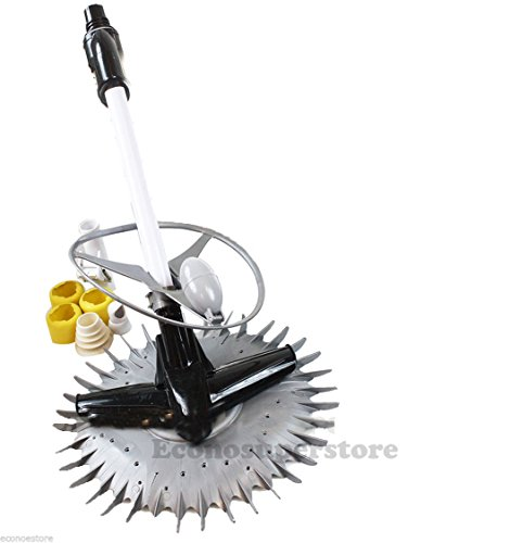 Best inground automatic pool cleaner - stingray In Ground Automatic Swimming Pool Vacuum Cleaner