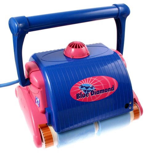 Water Tech BLD03 Blue Diamond Robotic Pool Cleaner