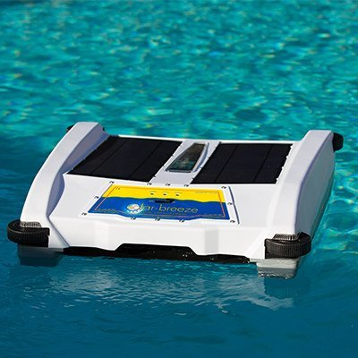 Solar Breeze NX Automatic Pool Skimmer- Smart Robotic pool cleaner