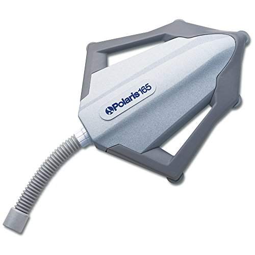 Best Pressure Side Pool Cleaner- Zodiac 6-120-00 Polaris Vac-Sweep 165 Pressure Side Pool Cleaner