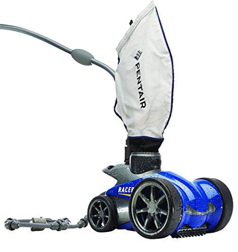 Pentair 360228 Kreepy Krauly Racer Pressure-Side Inground Pool Cleaner