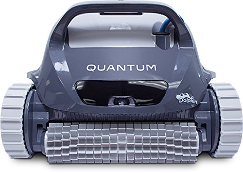 View at Amazon Dolphin Quantum Robotic Inground Pool Cleaner Review