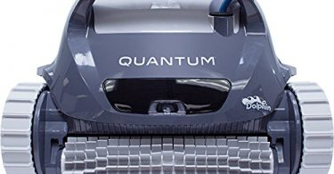 Dolphin Quantum Robotic Inground Pool Cleaner Review