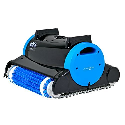 10 Best Pool Vacuum Cleaners - Dolphin Nautilus Pool Vacuum Cleaner