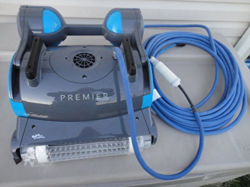10 Best Pool Vacuum Cleaners - Dolphin 2018 Premier Pool Vacuum Cleaner